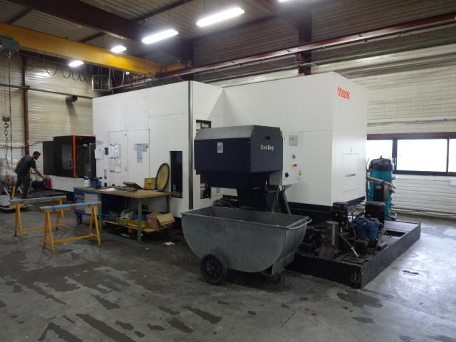 További képek Marógép Mazak FJV 60/160, Gyárt. é.  2014