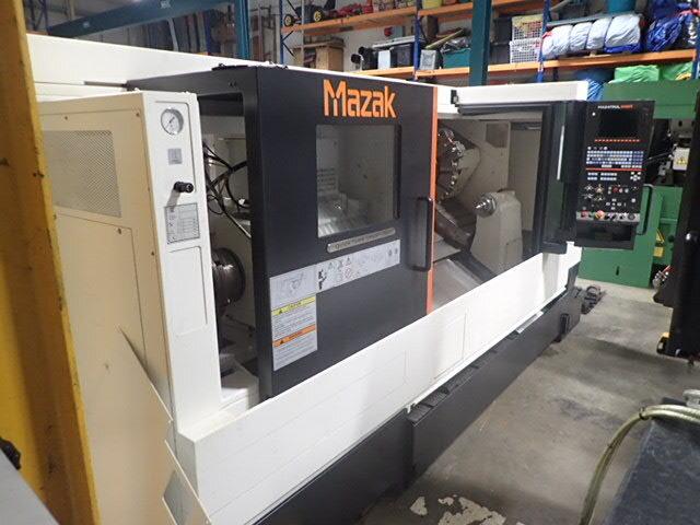 További képek Esztergagép Mazak QT Smart 350