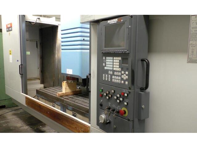 További képek Marógép Mazak VTC 200 C, Gyárt. é.  2000