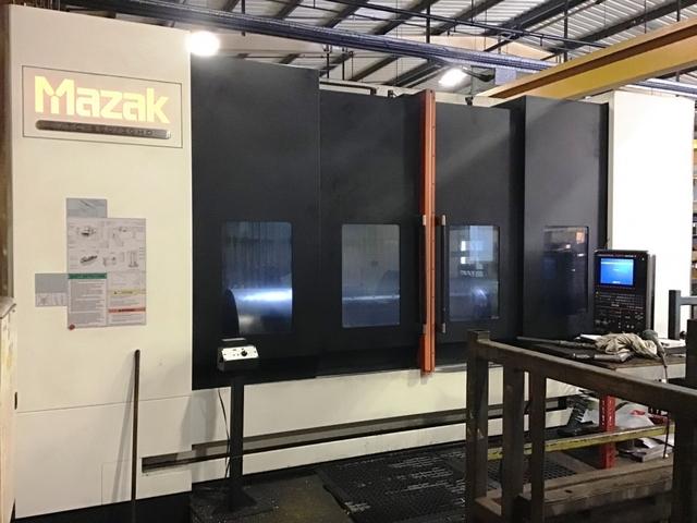 További képek Marógép Mazak VTC 800 / 30 HD, Gyárt. é.  2015