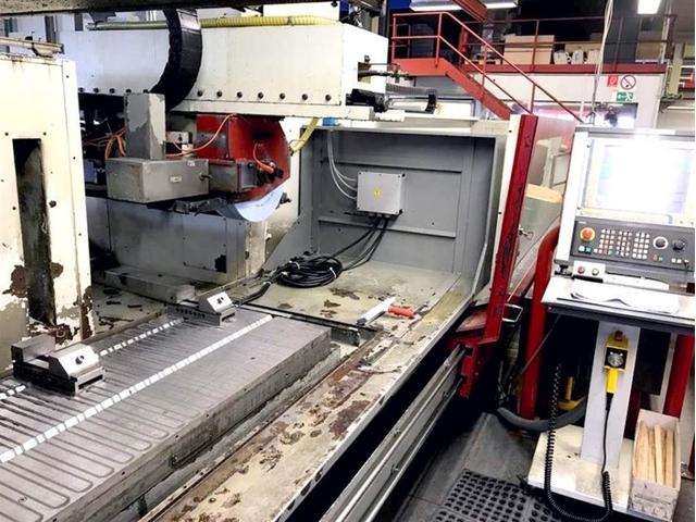 További képek Köszörűgép Minini PL 8.32 CNC