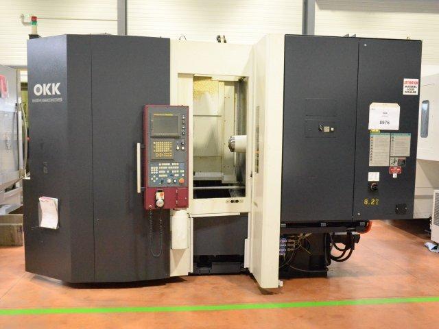 További képek Marógép OKK HP 500 S, Gyárt. é.  2006