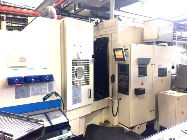További képek Marógép Okuma MA 50 HB, Gyárt. é.  2001