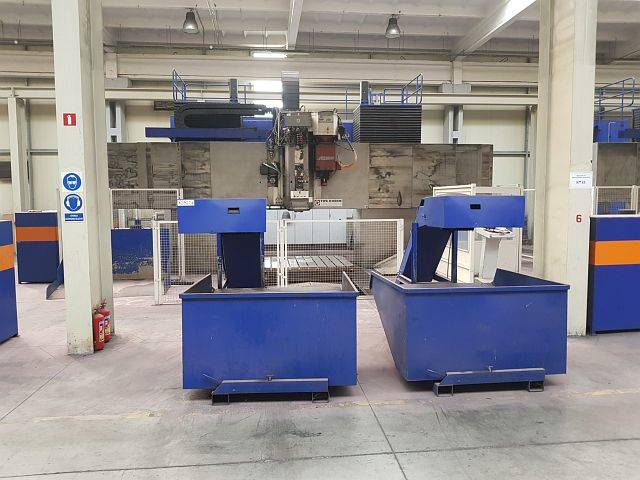 További képek TOS KURIM FRP 250 FSE 4.300 x 2.250 x 1.250 portál marógép