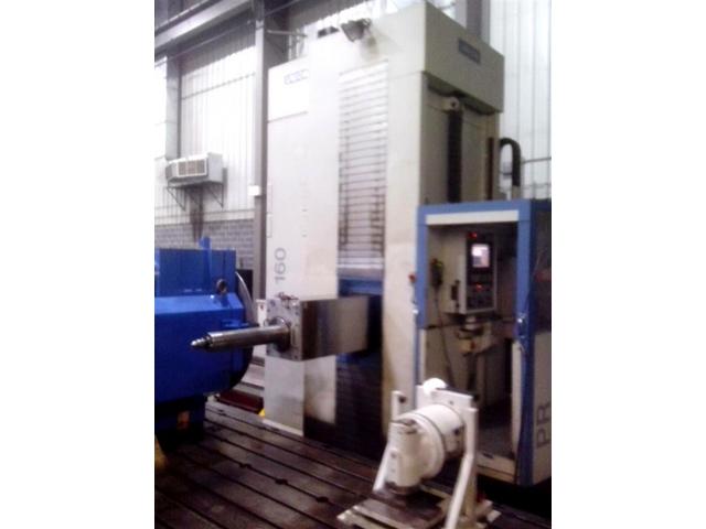 További képek Union PCR 160 CNC Fúró gép