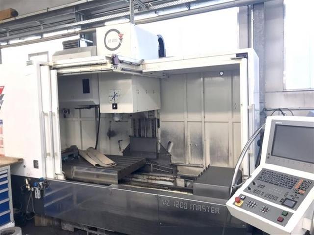 További képek Marógép Wemas VZ 1200, Gyárt. é.  2008