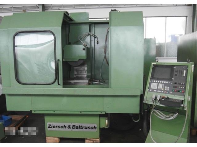 További képek Köszörűgép Ziersch & Baltrusch Starline 600 CNC