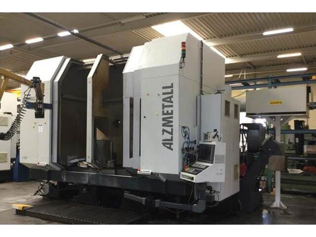 További képek Marógép Alzmetall FS 2500 LB/DP, Gyárt. é.  2005