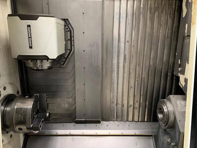 További képek Esztergagép DMG MORI CTX beta 800 TC