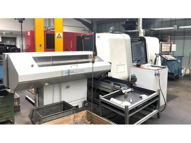 További képek Esztergagép DMG CTX beta 800 V6 linear