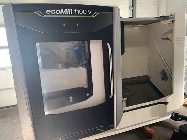 További képek Marógép DMG MORI ecoMill 1100 V, Gyárt. é.  2015