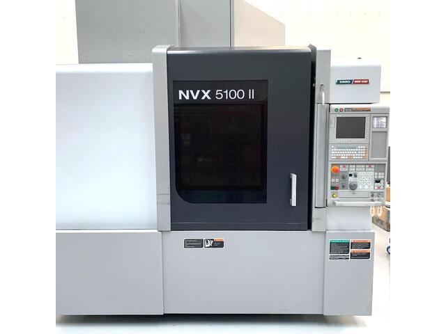 További képek Marógép DMG Mori NVX 5100 II / 40 RV, Gyárt. é.  2013