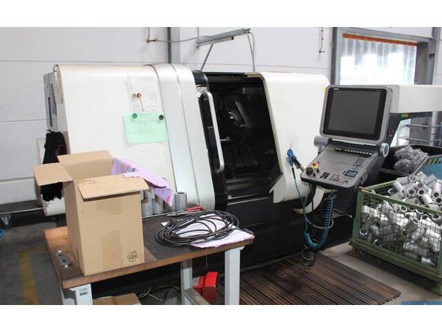 További képek Esztergagép DMG NEF 400 V3
