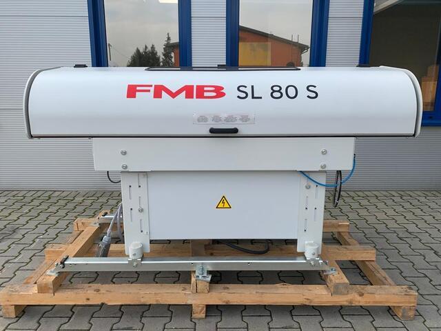 További képek FMB SL 80 S Kiegészítők használt