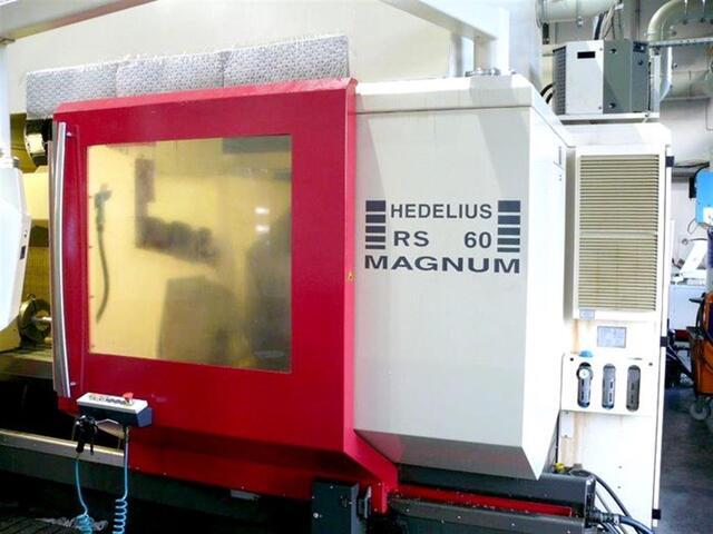 További képek Marógép Hedelius RS 60 KM-2000