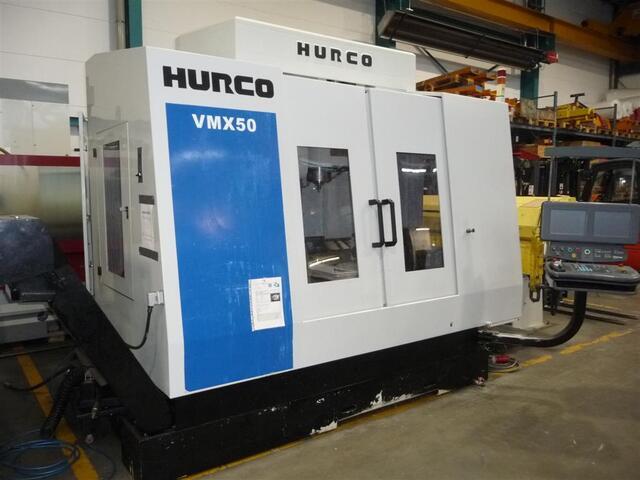 További képek Marógép Hurco VMX 50 /40 T NC Schwenkrundtisch B+C axis