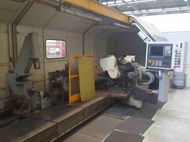 További képek Esztergagép INNSE TPFR 90 x 6000 CNC Y