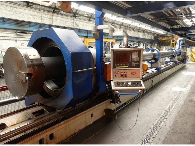 További képek Irle TLB 1100 Mély lyuk fúrógépek