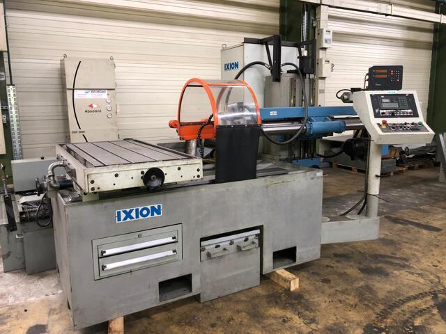 További képek Ixion TL 1000 CNC.1 Mély lyuk fúrógépek