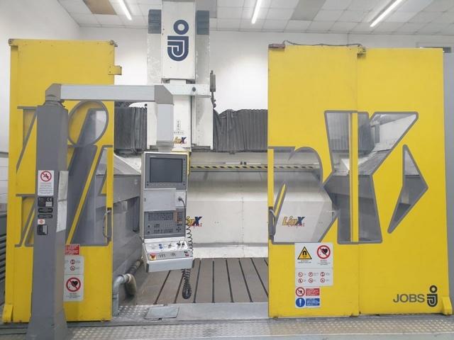 További képek Marógép Jobs LinX Compact 5 Axis