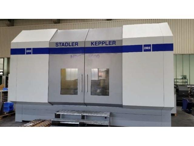 További képek Marógép Keppler HDC 3000, Gyárt. é.  2010