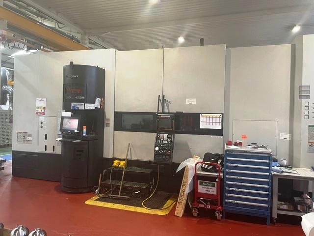 További képek Esztergagép Mazak Integrex E 650 H x 2.000