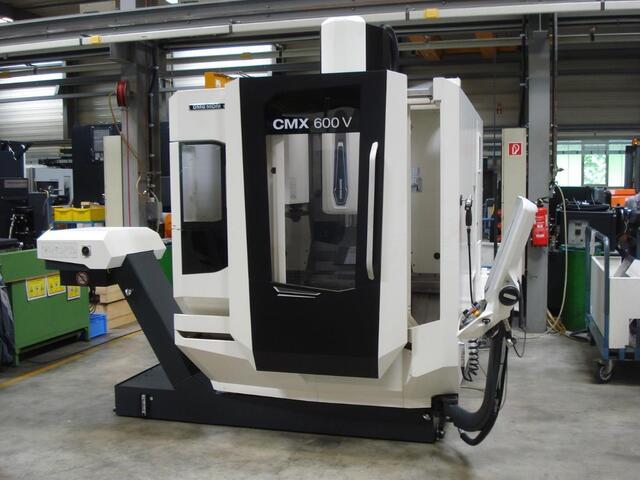 További képek Marógép DMG Mori CMX 600 V