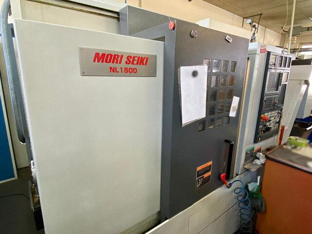 További képek Esztergagép Mori Seiki NL 1500 Y / 500