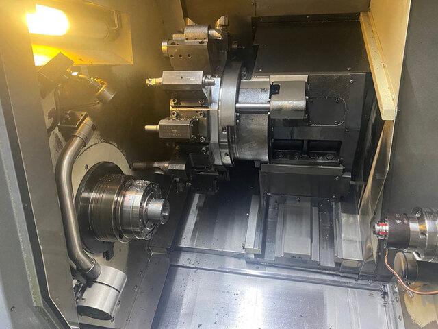 További képek Esztergagép Mori Seiki NL 2500 SMC  700