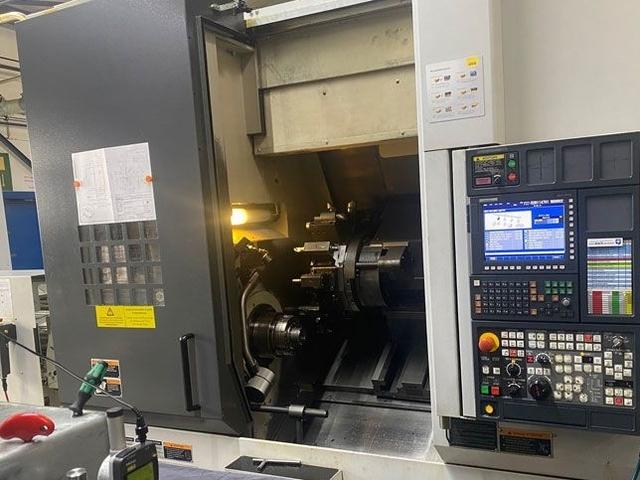 További képek Esztergagép Mori Seiki NL 2500 SMC / 700
