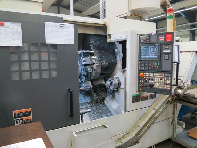 További képek Esztergagép Mori Seiki NL 2500 SY / 700
