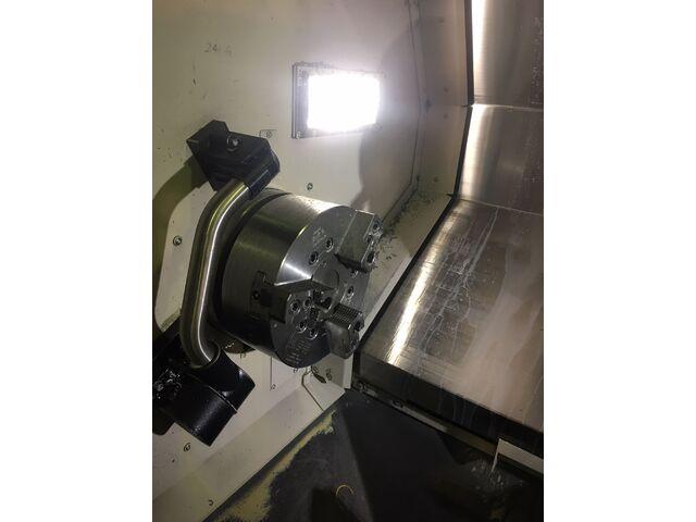 További képek Esztergagép Okuma Genos L400-E