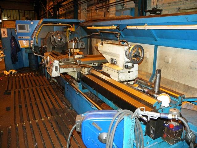 További képek Esztergagép PBR T 450 SNC