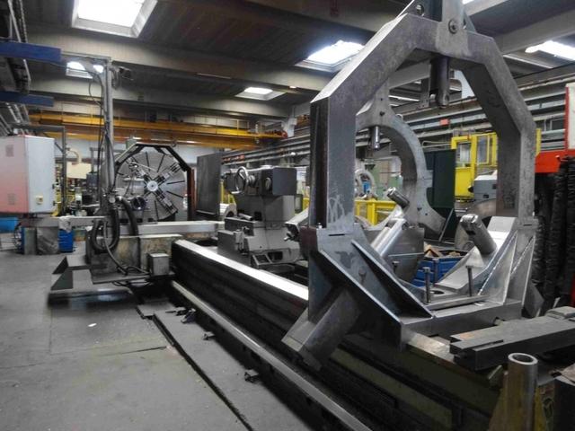 További képek Esztergagép Pontigia PH 800 E CNC