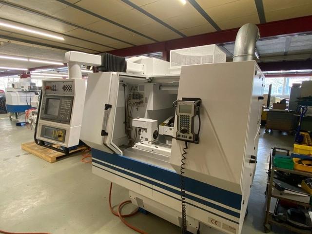 További képek Köszörűgép Studer S 20 CNC
