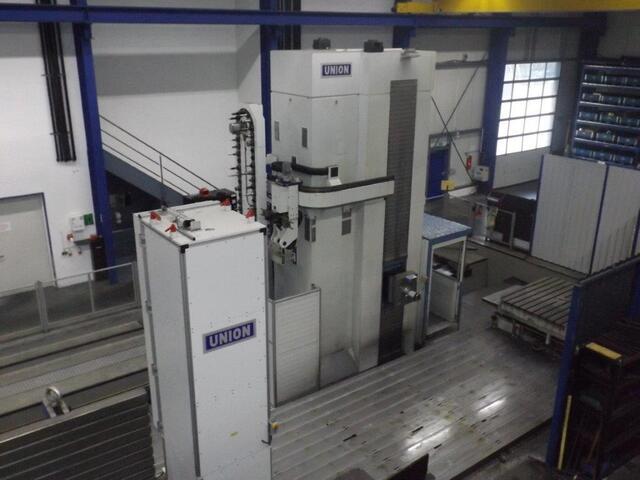 További képek Union PCR 150 Fúró gép