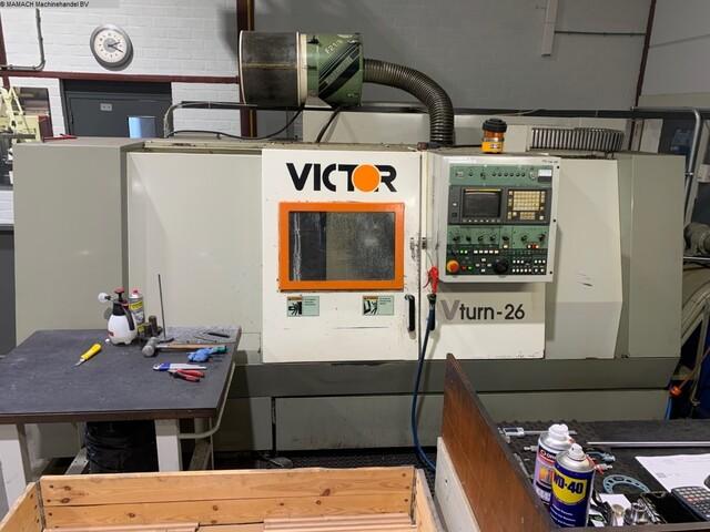 További képek Esztergagép Victor V-Turn 26 / 100 CV